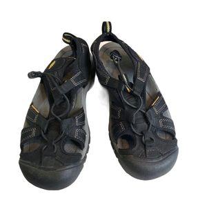 KEEN Newport H2 Sandals w/Toe Protection Sz 7